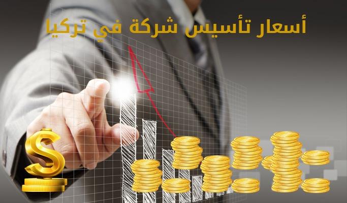 سعر تأسيس شركة في تركيا