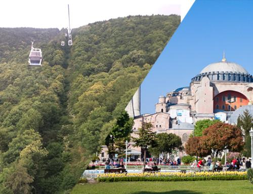 برنامج سياحي في اسطنبول وطرابزون وبورصة – 10 أيام –