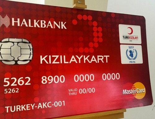 أكثر من 810 آلاف لاجئ سوري يستفيدون من بطاقات الهلال الأحمر في تركيا