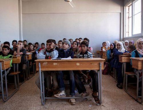 خطة تركية لدمج المدارس السورية المؤقتة في العام الجديد